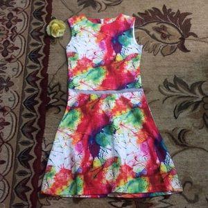 Sleeveless dress for girls by MM